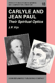 image of Carlyle and Jean Paul: Their Spiritual Optics