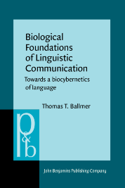 image of Biological Foundations of Linguistic Communication