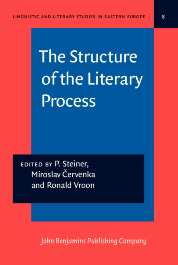 image of The Structure of the Literary Process