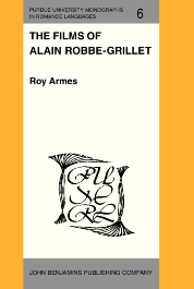 image of The Films of Alain Robbe-Grillet