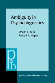 image of Ambiguity in Psycholinguistics