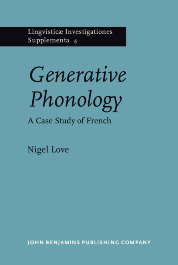 image of Generative Phonology