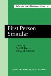 image of First Person Singular