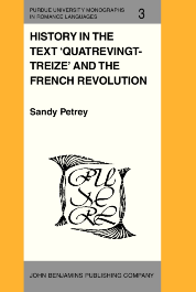 image of History in the Text 'Quatrevingt-Treize' and the French Revolution