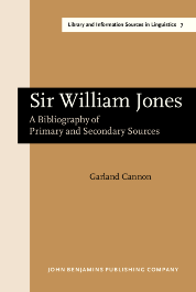 image of Sir William Jones