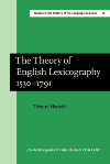 image of The Theory of English Lexicography 1530–1791