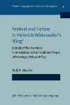 image of Festival and Fiction in Heinrich Wittenwiler's 'Ring'