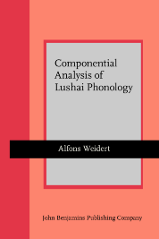image of Componential Analysis of Lushai Phonology