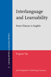 image of Interlanguage and Learnability