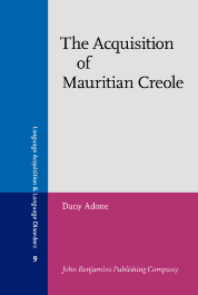 image of The Acquisition of Mauritian Creole