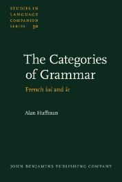image of The Categories of Grammar