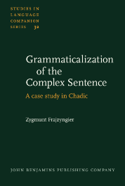image of Grammaticalization of the Complex Sentence