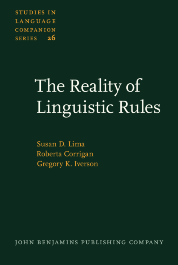 image of The Reality of Linguistic Rules