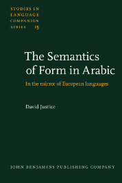 image of The Semantics of Form in Arabic