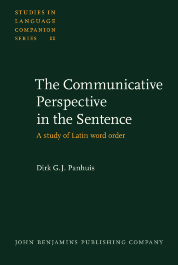 image of The Communicative Perspective in the Sentence