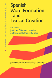 image of Spanish Word Formation and Lexical Creation