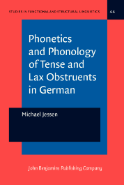 image of Phonetics and Phonology of Tense and Lax Obstruents in German
