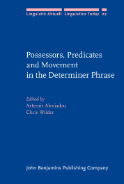 image of Possessors, Predicates and Movement in the Determiner Phrase