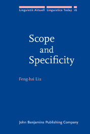 image of Scope and Specificity