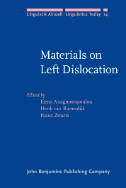 image of Materials on Left Dislocation