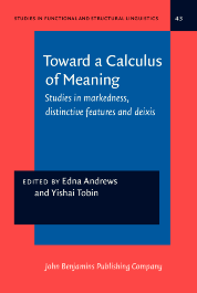image of Toward a Calculus of Meaning