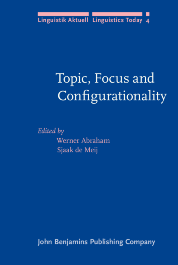 image of Topic, Focus and Configurationality