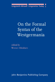 image of On the Formal Syntax of the Westgermania