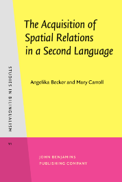 image of The Acquisition of Spatial Relations in a Second Language