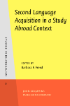 image of Second Language Acquisition in a Study Abroad Context
