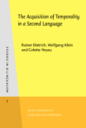 image of The Acquisition of Temporality in a Second Language