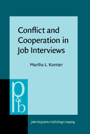 image of Conflict and Cooperation in Job Interviews