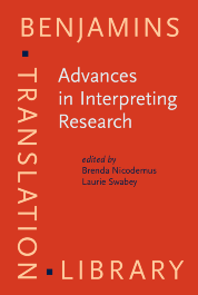 image of Advances in Interpreting Research
