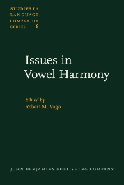 image of Issues in Vowel Harmony
