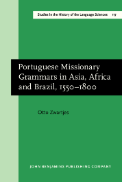 image of Portuguese Missionary Grammars in Asia, Africa and Brazil, 1550-1800
