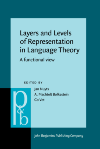 image of Layers and Levels of Representation in Language Theory