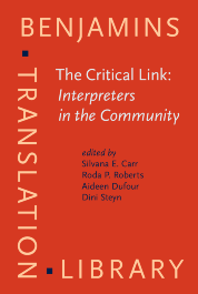 image of The Critical Link: Interpreters in the Community