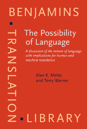 image of The Possibility of Language