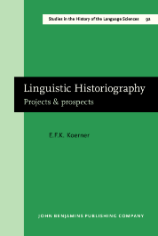image of Linguistic Historiography