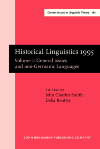 image of Historical Linguistics 1995