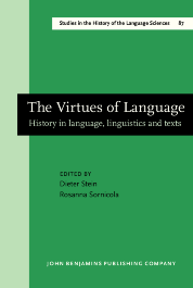 image of The Virtues of Language