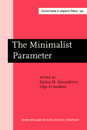 image of The Minimalist Parameter