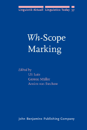 image of Wh-Scope Marking