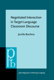 image of Negotiated Interaction in Target Language Classroom Discourse