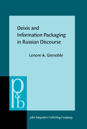 image of Deixis and Information Packaging in Russian Discourse