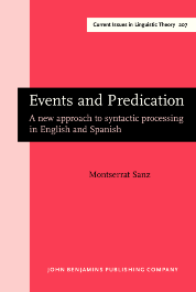 image of Events and Predication