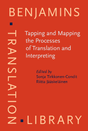 image of Tapping and Mapping the Processes of Translation and Interpreting
