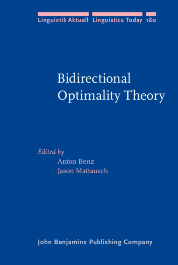 image of Bidirectional Optimality Theory