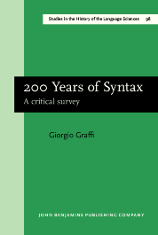 image of 200 Years of Syntax