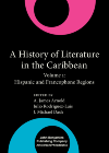 image of A History of Literature in the Caribbean