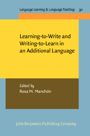 image of Learning-to-Write and Writing-to-Learn in an Additional Language